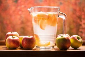 apple juice cleanse