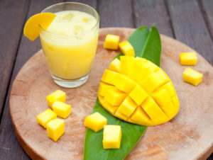 Mango Juiced And Ready To Drink