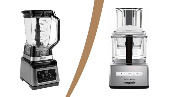 Can Blenders Be Used As Food Processors