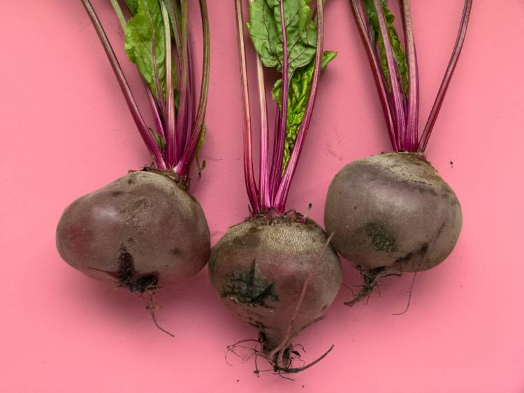 How to prepare beets for smoothies